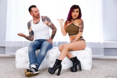 Ivy Brooks - Cum On My Tattoo (Thumb 01)