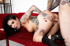 Joanna Angel - Fuck This Couch - Joanna and Aaron (Thumb 10)