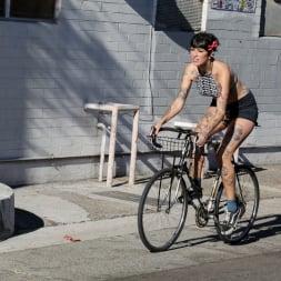 Aayla Secura in 'Burning Angel' Bicycle Babe (Thumbnail 1)