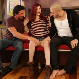Amber Ivy in 'Burning Angel' DysFUCKtional Family Reunion - Part 4 (Thumbnail 1)