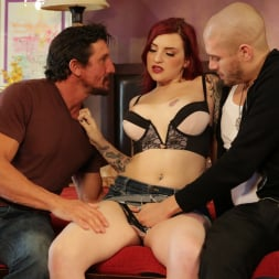 Amber Ivy in 'Burning Angel' DysFUCKtional Family Reunion - Part 4 (Thumbnail 3)