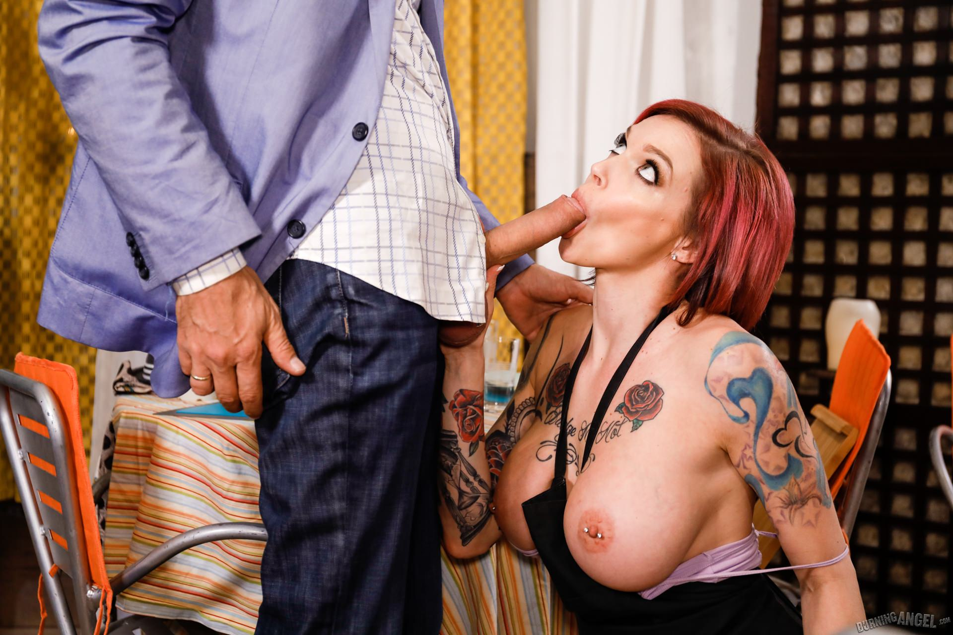 Burning Angel 'Dirty Grandpa Part 3' starring Anna Bell Peaks (photo 40)