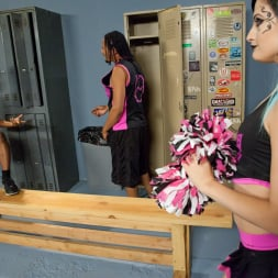 Annika Amour in 'Burning Angel' Boys Locker Room Bang! (Thumbnail 3)