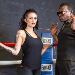 Arabelle Raphael in 'Burning Angel' Ronda ArouseMe - Round 3 (Thumbnail 1)