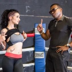 Arabelle Raphael in 'Burning Angel' Ronda ArouseMe - Round 3 (Thumbnail 2)