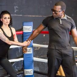 Arabelle Raphael in 'Burning Angel' Ronda ArouseMe - Round 3 (Thumbnail 3)