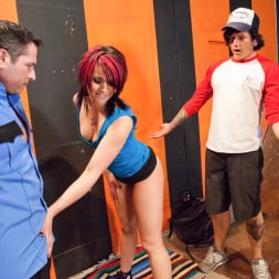 Azure Maddox in 'Burning Angel' Learn To Fuck If You Cut Class (Thumbnail 5)