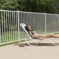 Brittany Lynn in 'Burning Angel' Poolside Pussy (Thumbnail 1)