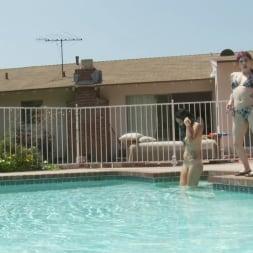 Brittany Lynn in 'Burning Angel' Poolside Pussy (Thumbnail 10)