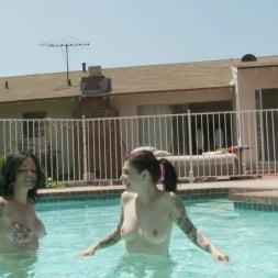 Brittany Lynn in 'Burning Angel' Poolside Pussy (Thumbnail 12)