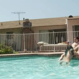 Brittany Lynn in 'Burning Angel' Poolside Pussy (Thumbnail 22)