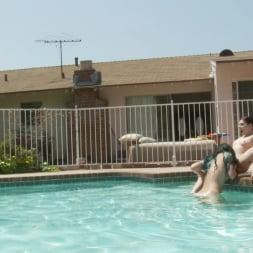 Brittany Lynn in 'Burning Angel' Poolside Pussy (Thumbnail 24)