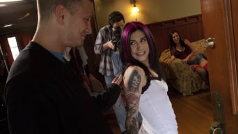 Brittany Lynn in 'Scene Stealer'