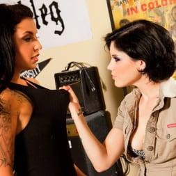 Cadence St. John in 'Burning Angel' College Lesbianism! (Thumbnail 1)