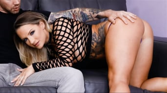 Cali Carter in 'Cum On My Tattoo'