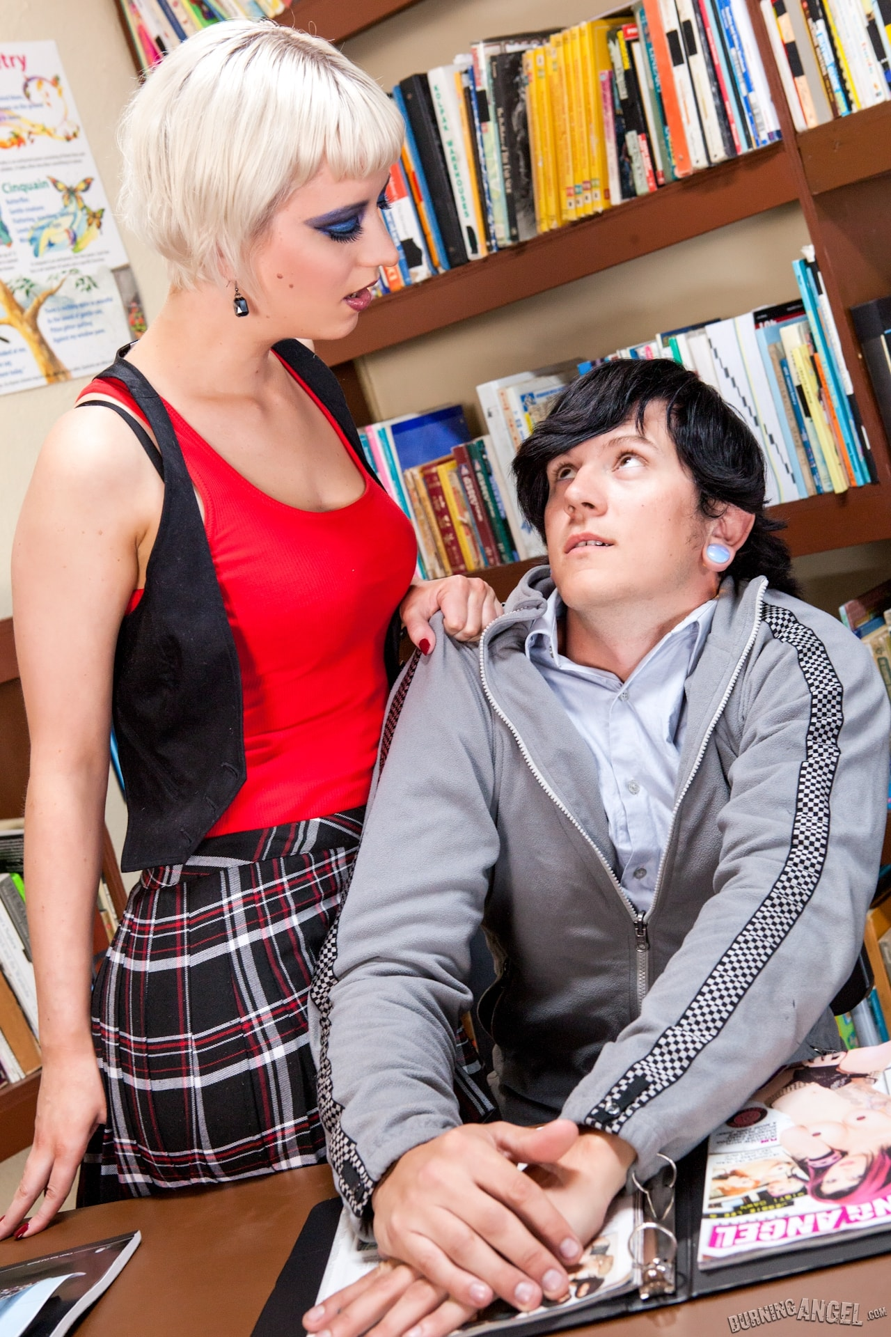 Burning Angel 'Learn Your Holes' starring Cherry Torn (Photo 3)