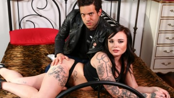 Joanna Angel - Chloe Carter First Time