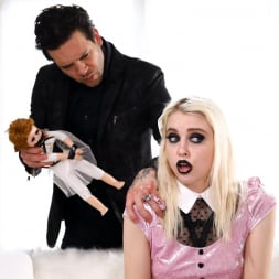 Chloe Cherry in 'Burning Angel' Goth Anal Whores 2 (Thumbnail 8)