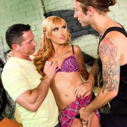 Dahlia Black in 'Burning Angel' Double Dicked! (Thumbnail 1)