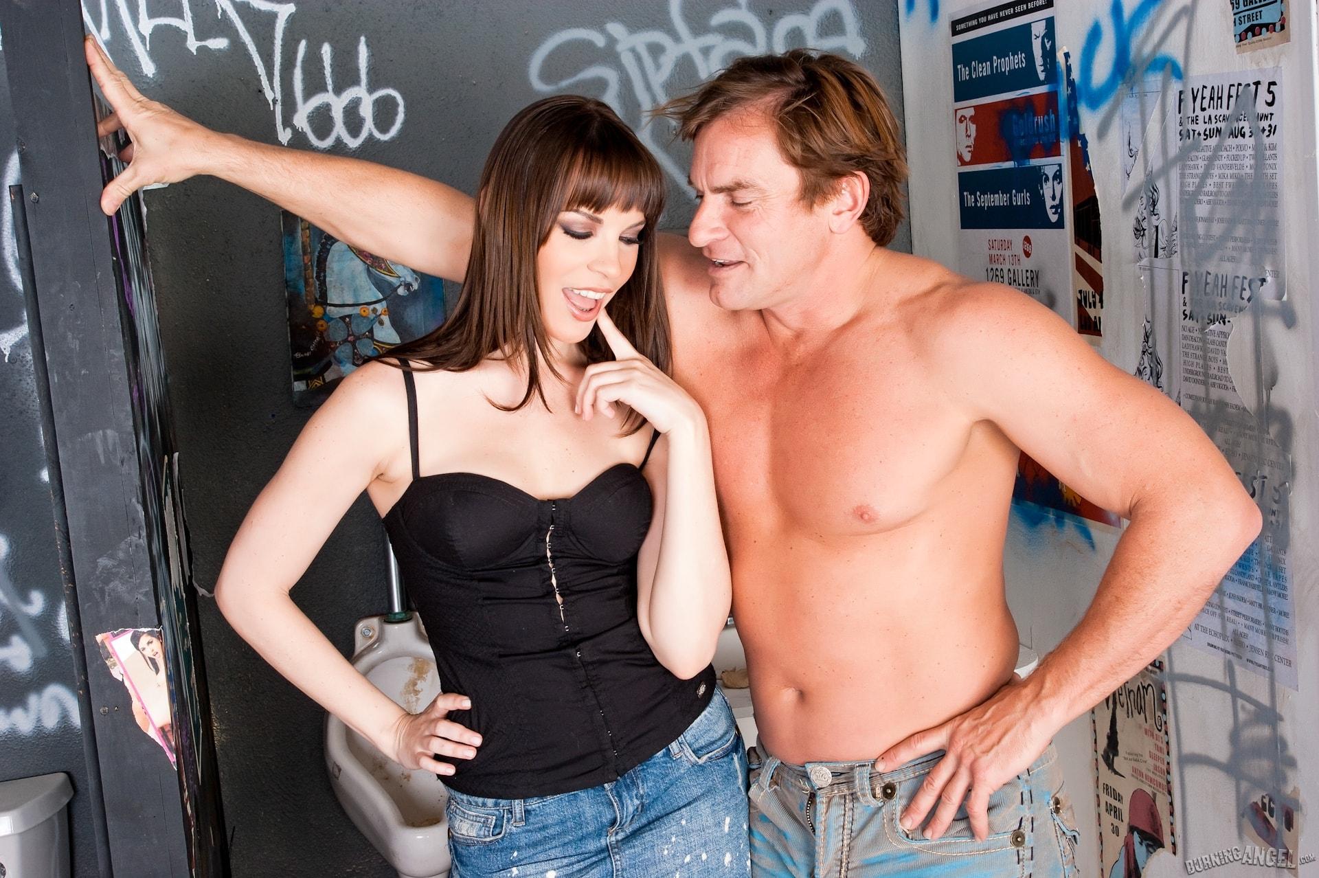 Burning Angel 'Dana is Crazy For Evan' starring Dana DeArmond (Photo 1)