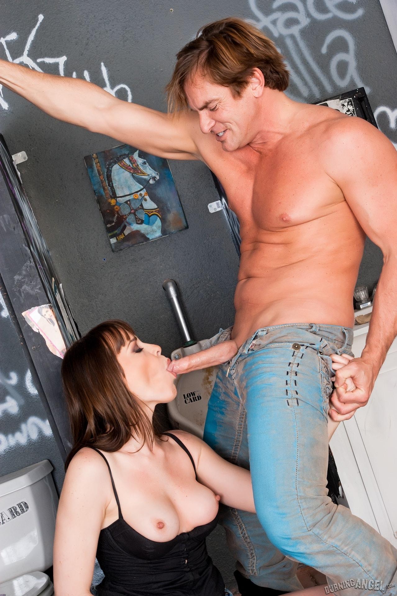 Burning Angel 'Dana is Crazy For Evan' starring Dana DeArmond (Photo 5)