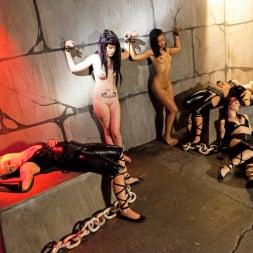 Skin Diamond in 'Burning Angel' Slave Den Orgy (Thumbnail 1)