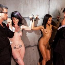 Skin Diamond in 'Burning Angel' Slave Den Orgy (Thumbnail 3)