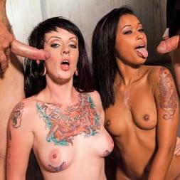 Skin Diamond in 'Burning Angel' Slave Den Orgy (Thumbnail 14)