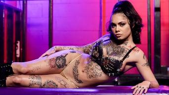 Genevieve Sinn in 'Goth Anal Whores 3 - Genevieve Sinn'