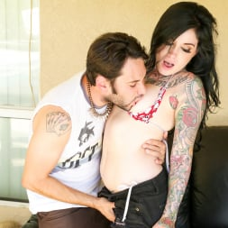 Hayden Hellfire in 'Burning Angel' Joanna Angel's Pool Party - Part 1 (Thumbnail 4)