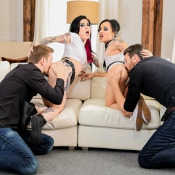 Holly Hendrix in 'Burning Angel' Double Anal FTW and Holly Hendrix (Thumbnail 27)