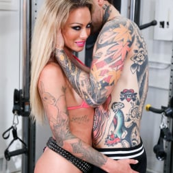 Isabelle Deltore in 'Burning Angel' Cum On My Tattoo (Thumbnail 16)