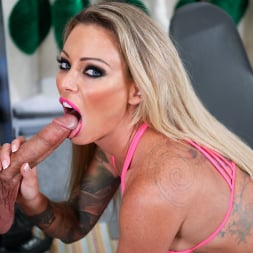 Isabelle Deltore in 'Burning Angel' Cum On My Tattoo (Thumbnail 32)