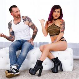 Ivy Brooks in 'Burning Angel' Cum On My Tattoo (Thumbnail 1)