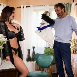 Ivy Lebelle in 'Burning Angel' I Know Who You Fucked Last Halloween - Part 2 (Thumbnail 35)