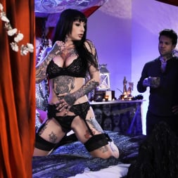 Jessie Lee in 'Burning Angel' Cum On My Tattoo (Thumbnail 10)