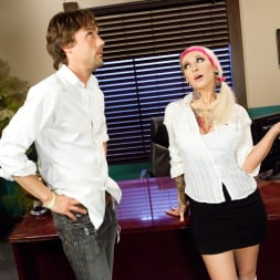 Jessie Lee in 'Burning Angel' In The Principal's Office (Thumbnail 1)