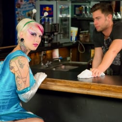 Jessie Lee in 'Burning Angel' Killer Kleavage From Outer Space - Episode 1 (Thumbnail 1)