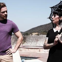 Jessie Lee in 'Burning Angel' Very Adult Wednesday Addams - Jessie Lee (Thumbnail 12)