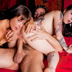 Joanna Angel in 'Burning Angel' 4 Way Paris Fun (Thumbnail 12)