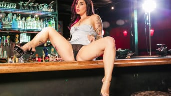 Joanna Angel in 'Bar Stripper'
