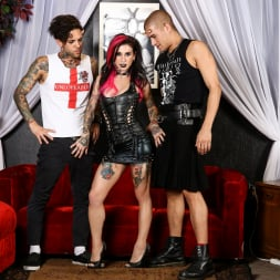 Joanna Angel in 'Burning Angel' Cindy Queen of Hell Part 1 (Thumbnail 3)