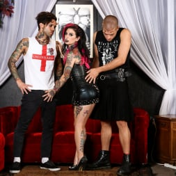 Joanna Angel in 'Burning Angel' Cindy Queen of Hell Part 1 (Thumbnail 4)
