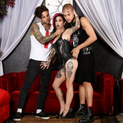Joanna Angel in 'Burning Angel' Cindy Queen of Hell Part 1 (Thumbnail 5)