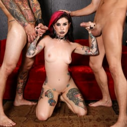 Joanna Angel in 'Burning Angel' Cindy Queen of Hell Part 1 (Thumbnail 15)