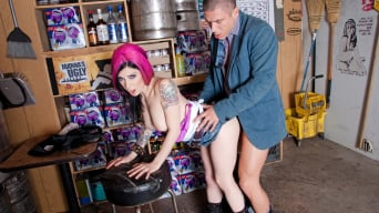Joanna Angel in 'Cunt Inspection'