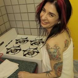Joanna Angel in 'Burning Angel' Dirty Hotel Kitchen (Thumbnail 1)
