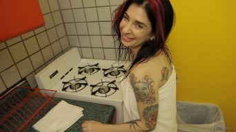 Joanna Angel in 'Dirty Hotel Kitchen'