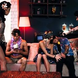 Joanna Angel in 'Burning Angel' Evil Tiki Babes: Scene 2 (Thumbnail 10)