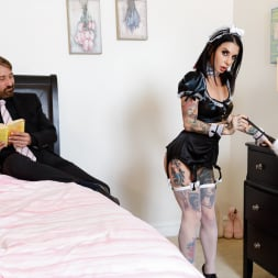 Joanna Angel in 'Burning Angel' French Anal MILF Maids (Thumbnail 8)